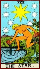Star Tarot Card