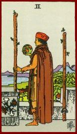 Ace of Wands Tarot Card
